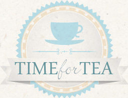 Time For Tea logo.