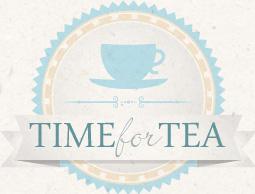 Time For Tea logo.